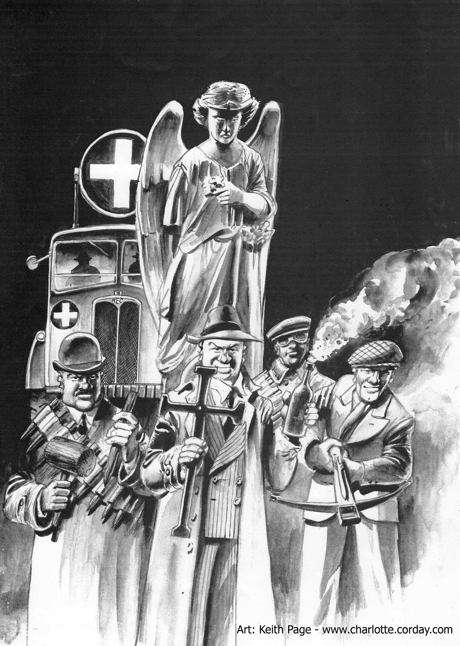 Vampire Squad, 1955