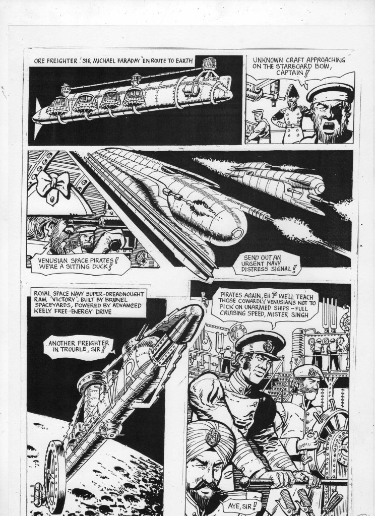 The Unpublished Iron Moon Page 2