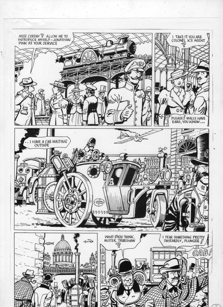 The Unpublished Iron Moon Page 5