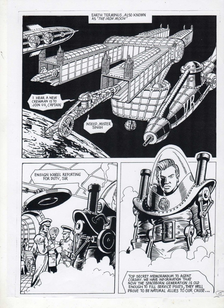 The Unpublished Iron Moon Page 6