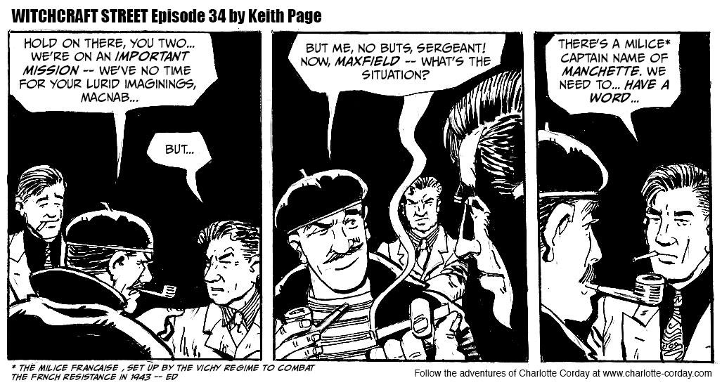 Witchcraft Street, Episode 34