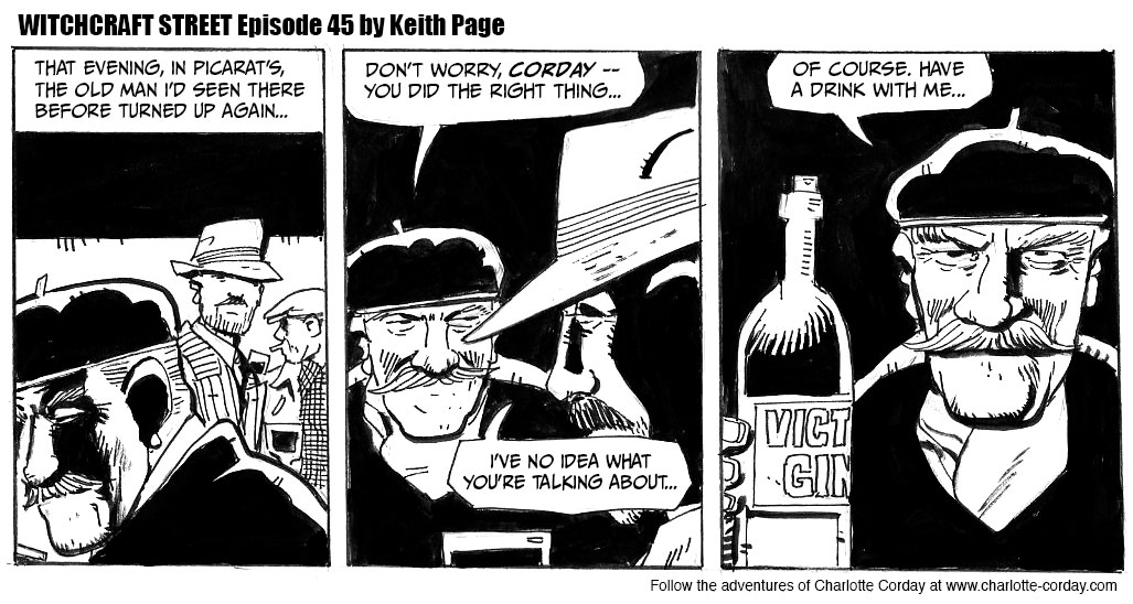 Witchcraft Street, Episode 45