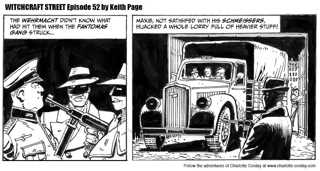 Witchcraft Street, Episode 52