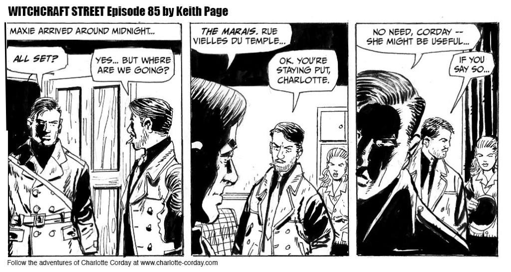 Witchcraft Street, Episode 85