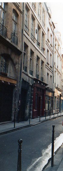 Witchcraft Street Location