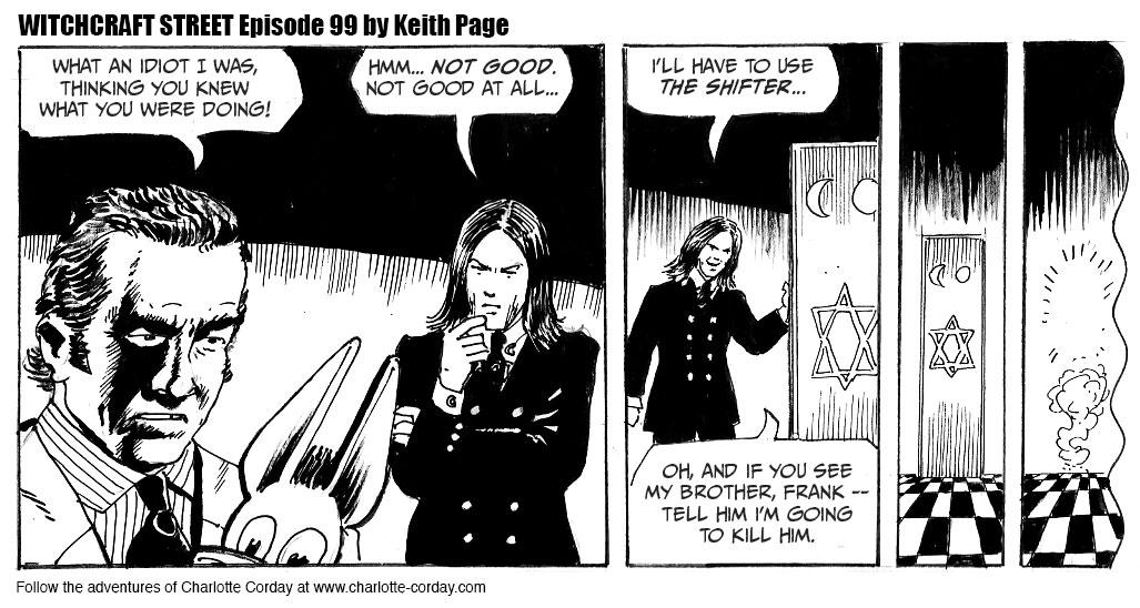 Witchcraft Street, Episode 99