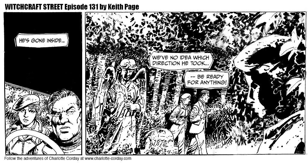 Witchcraft Street, Episode 131