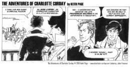 The Adventures of Charlotte Corday by Keith Page – Episode 2