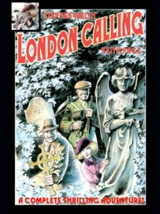 London Calling 2021 Cover