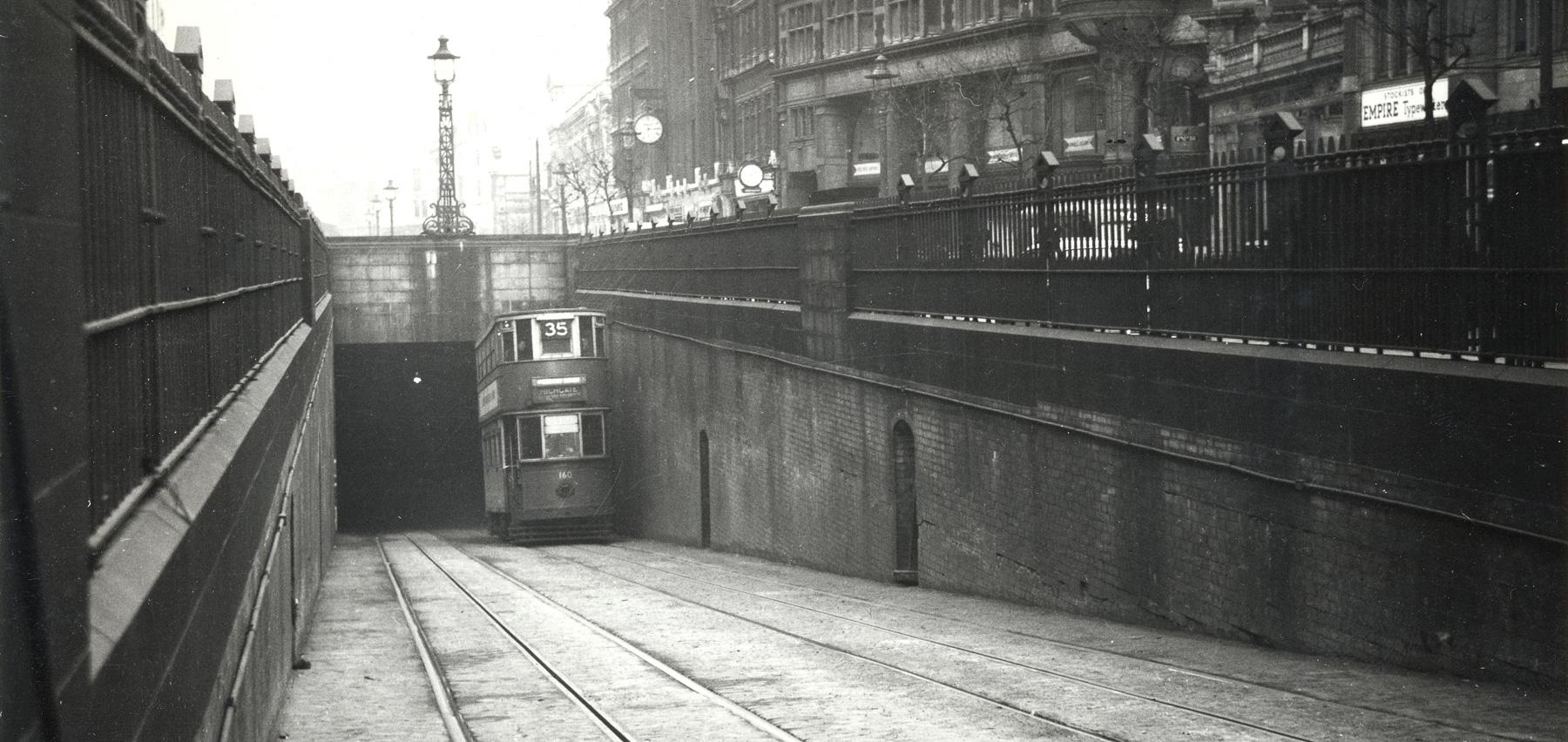 Kingsway Tram Subway